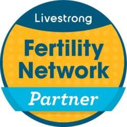 Livestrong oncofertility partner logo | Fertility Institute of New Orleans