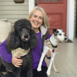 Dr. Sartor's, fertility specialist, other love - her dogs