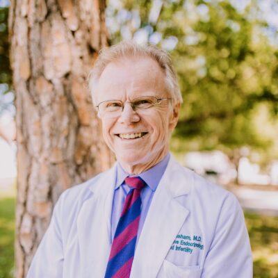 P. Ronald Clisham, M.D., HCLD