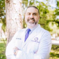 """Warren """"Jay"""" Huber III, M.D., Ph.D."""